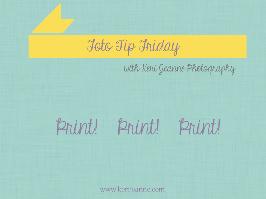 3 reasons to print your images, family pictures, family memories, foto tip friday