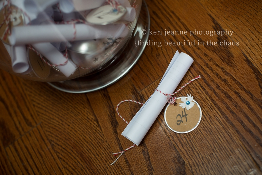 giving jar, giving is better than receiving, season of giving, keri jeanne photography, finding beautiful in the chaos
